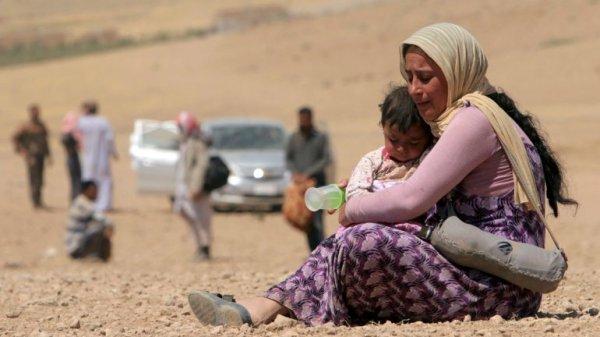 0011394833 ISIS: El sexo forzado no es violación....