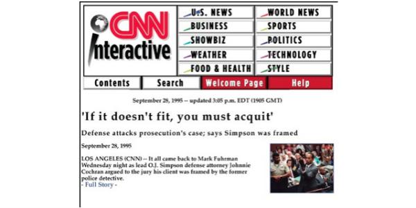 cnn2 Chequea la evolución de CNN a traves de los años