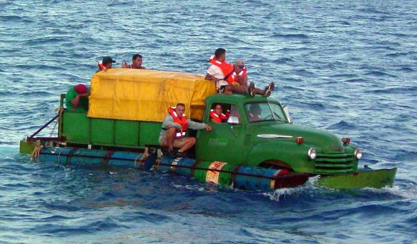 cuba repatriados 50 Cubanos repatriados por EEUU
