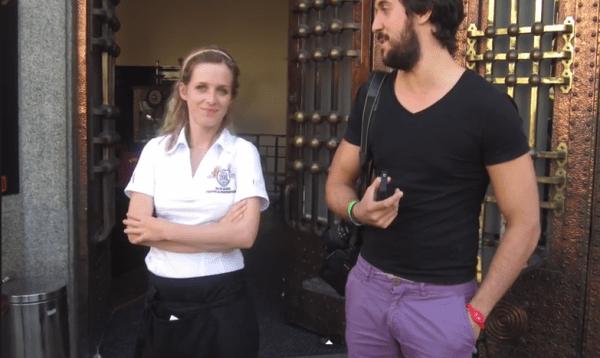 eslovaca Video – Dominicano aventureando en Eslovaquia