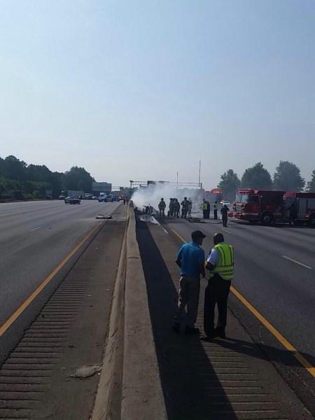 image159 Se estrella avioneta en Atlanta, mueren cuatro