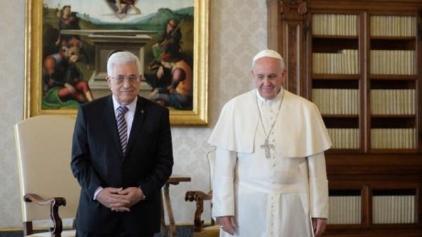 image275 El Vaticano reconoce al Estado palestino