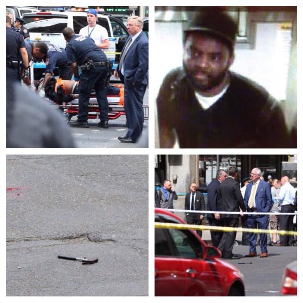 image278 Policía dispara a hombre con un martillo en mano en Nueva York