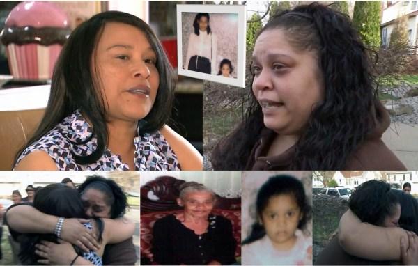 image4 Dominicana se reencuentra con hermana 34 años después