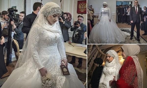image402 Lágrimas en el día de su boda