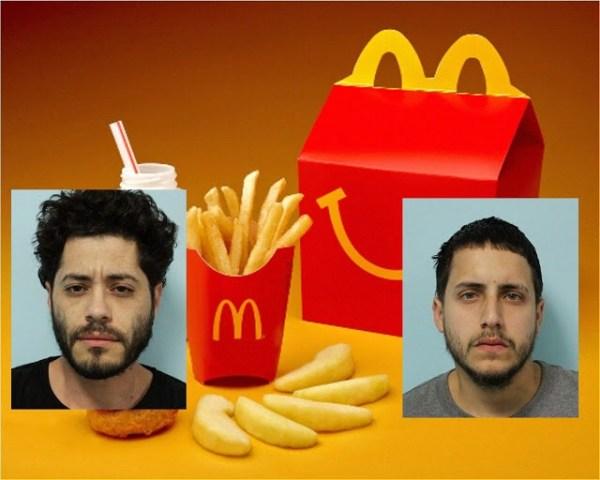 """image427 Dos dominicanos acusados de vender heroína en """"Happy Meals"""" de McDonalds"""