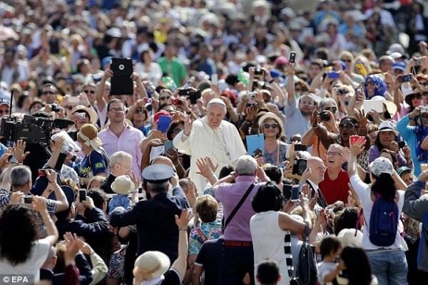 image619 El Papa quiere ser recordado como un buen tipo