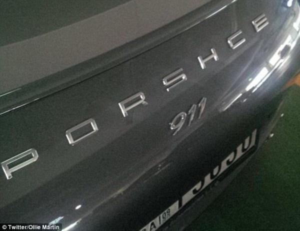image668 Foto   ¿Porshce o Porsche? El error de un taller que se hizo viral