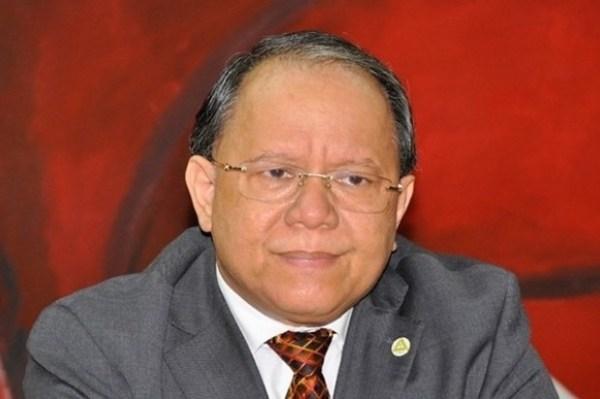 Pedro Sing, presidente del Colegio Médico Dominicano. (Via:El Caribe)