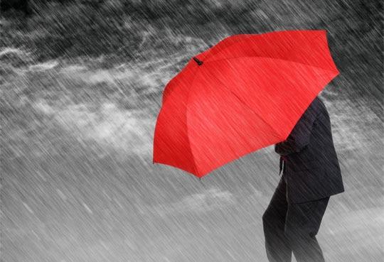image718 Vaguada y onda tropical provocarán lluvia en todo el país