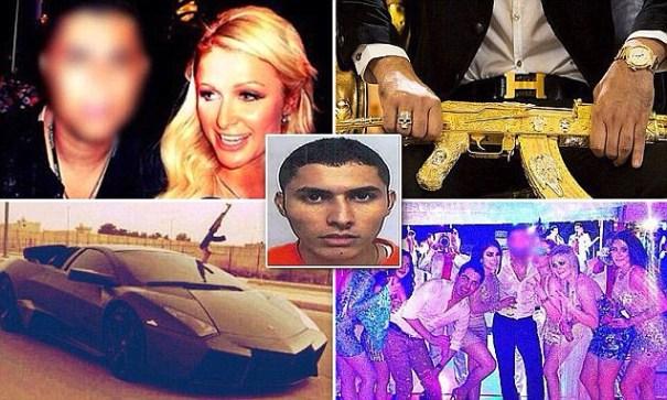 img 8797 Narco mexicano se declara culpable en EEUU