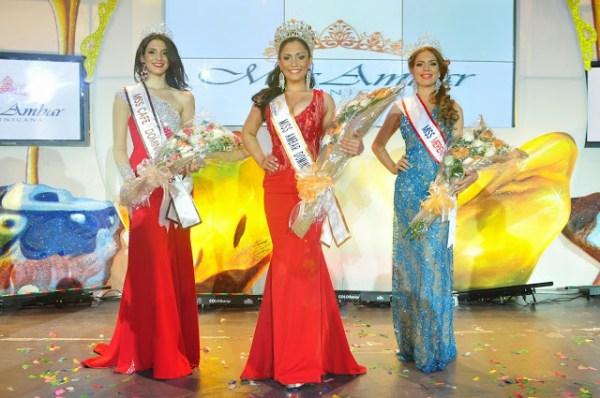 Miss Ambar Dominicana 2015