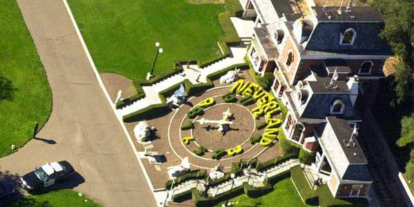neverland Rancho Neverland de Michael Jackson a la venta por US$100 millones