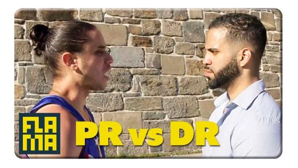 pr vs dra