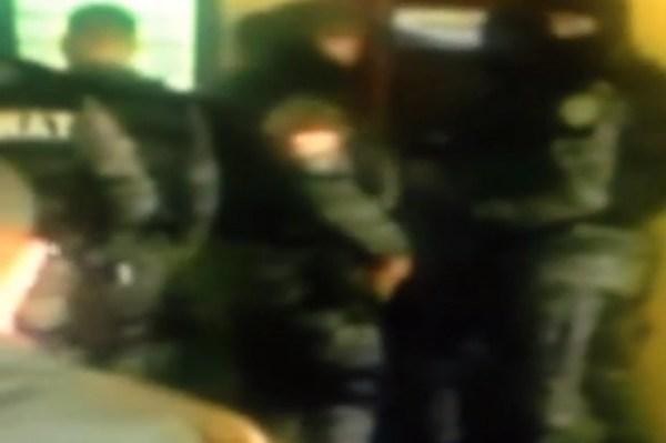 image75 La DEA y unidad anti lavado allanan negocios en Santiago