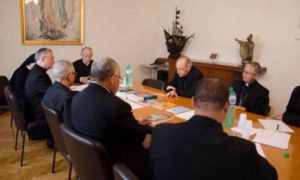 img 9348 El papa recibe de nuevo a obispos RD