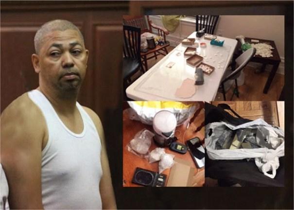 img 9411 Dominicano dirigía banda de tráfico de heroína desde New Jersey
