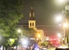 tiroteo iglesia
