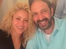 jlg Juan Luis Guerra pasa susto en casa de Shakira