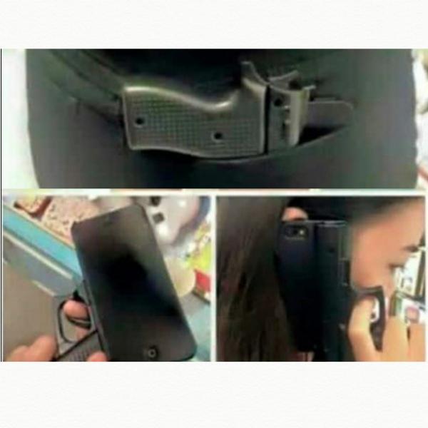 pistola final