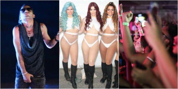 reggaeton refill 2015