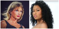tttt Nicki Minaj vs. Taylor Swift en tuitel