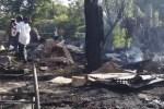 fuego casas santiago Fuego destruye 15 casas en Santiago [RD]