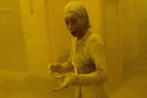 lady de polvo Muere La dama de polvo