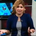 leila mejia VIDEO – Presentadora criolla le entra al twitero de Amet