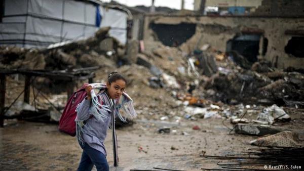 gaza Gaza dique sería inhabitable en el 2020