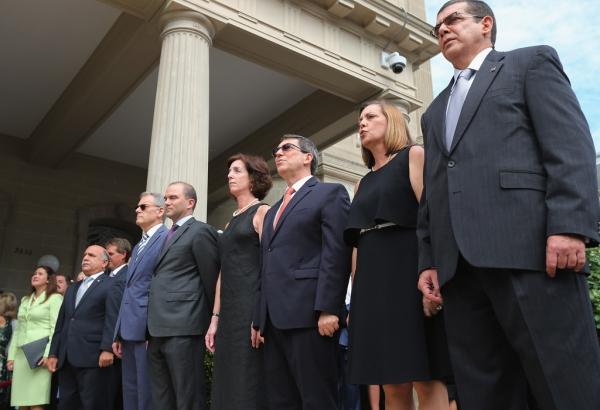 jose cabanas Cuba nombra primer embajador en 54 años EE.UU.