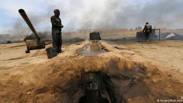 petroleo siria Estado Islámico se adueña de to el petróleo en Siria