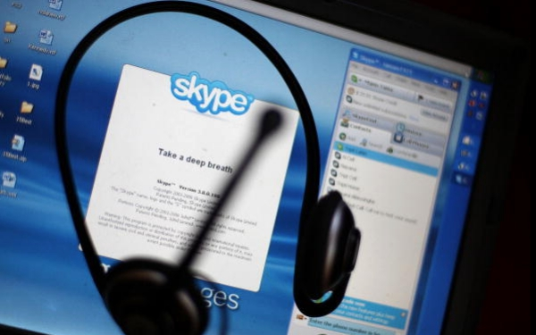skype Maco mundial afecta servicio Skype