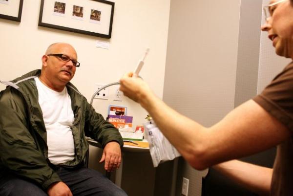 vih envejecer El drama de las personas que envejecen con VIH