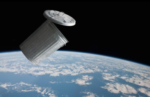 basura espacial caera sobre la tierra Alertan sobre basura espacial caerá sobre la Tierra