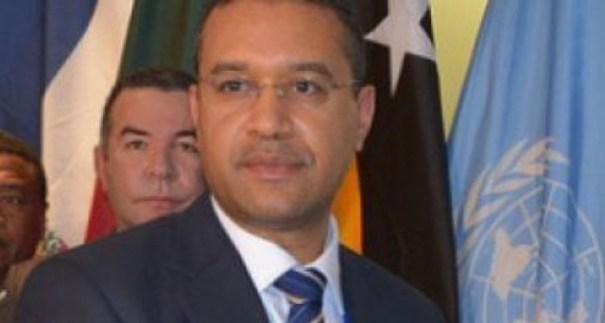 francis lorenzo Detalles sobre diplomático criollo detenido por corrupción en la ONU