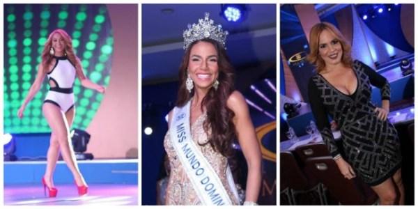 Miss Dominicana mundo 2015
