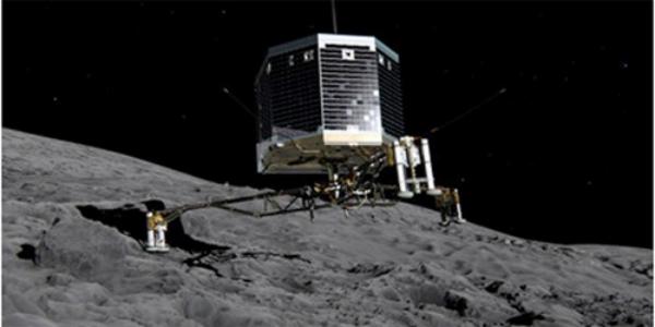 sorprende presencia de oxigeno en cometa Descubren oxígeno en un cometa