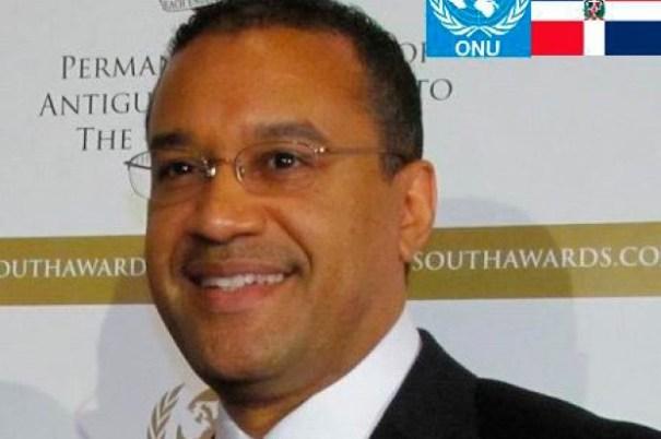 suspenden diplomatico criollo acusado de corrupcion en la onu Suspenden diplomático criollo acusado por caso de supuesta corrupción en la ONU