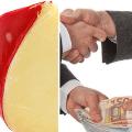 1 Niño que se roba pedazo de queso Vs. corruptos que roban millones