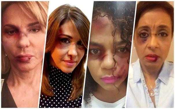 campana para la no violencia contra la mujer FOTOS – Ingeniosa campaña para la NO violencia contra la mujer