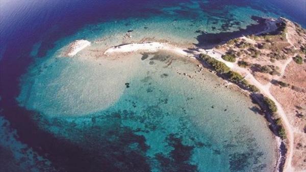 isla perdida Descubren isla perdida en Turquía