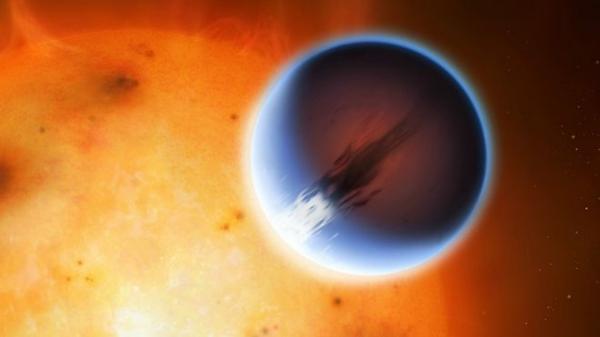 planeta con brisa mas rapida que la velocidad del sonido Planeta con brisa más rápida que la velocidad del sonido