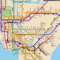 trenes Ojo  Aumentan los crímenes en los trenes de NYC