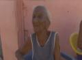dona Doña criolla de106 años desea al pueblo dominicano una feliz navidad
