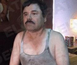 Recaptura del 'Chapo' en imágenes