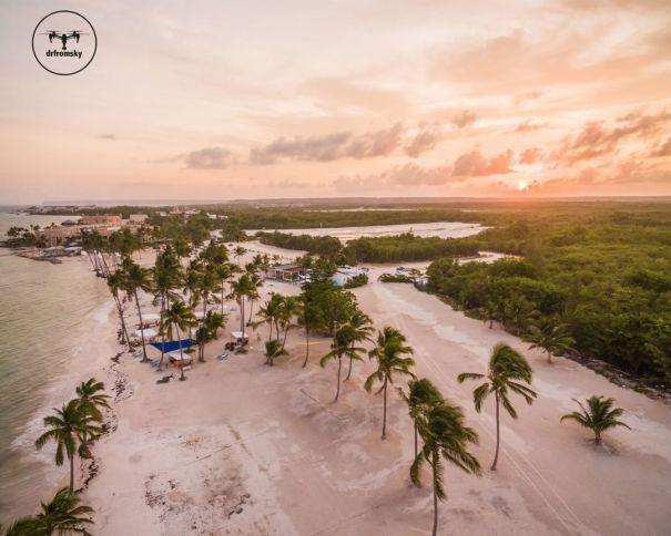 playa juanillo 12 impresionantes atardeceres de Quisqueya