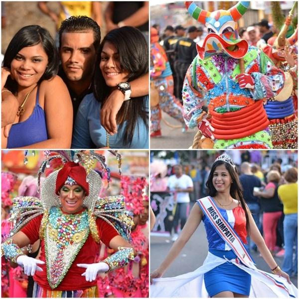 carnaval santiago 2016