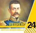 feb24x Video   Acto a la bandera en honor a Matías Ramón Mella