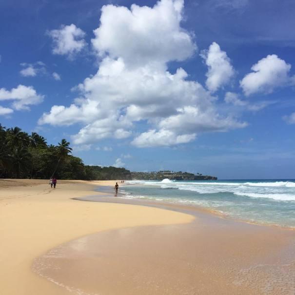 playa grande Rincones chulos de Quisqueya: María Trinidad Sánchez